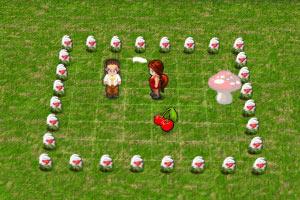 《3D抢蔬菜》游戏画面1