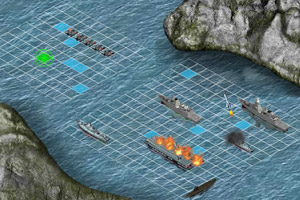 《海湾战争》游戏画面1