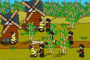 《乡村起义》游戏画面1
