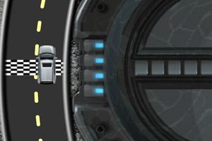 《右转赛车》游戏画面1