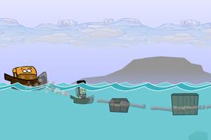 《勇不可挡的海盗》游戏画面1
