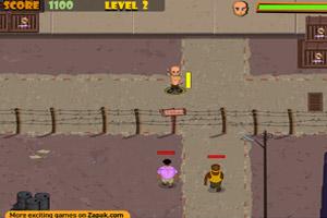 《街头水球大战》游戏画面1