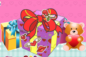 《情人礼物》游戏画面1