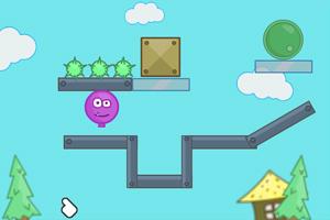 《让气球飞》游戏画面1