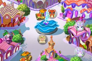 《宠物泡泡》游戏画面1
