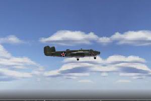《轰炸机之翼》游戏画面1