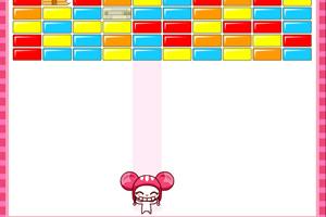 《帽帽鼠打砖块》游戏画面1
