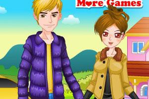 《幸福的情侣》游戏画面1