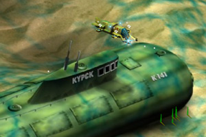 《拯救潜水艇》游戏画面1