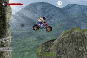《亚视极限摩托4无敌版》游戏画面1