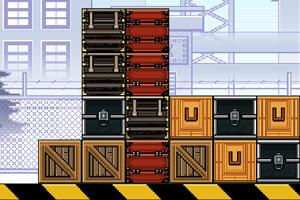 《移动货物箱》游戏画面1
