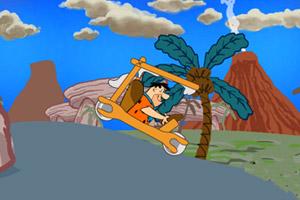《石器大叔开赛车2》游戏画面1