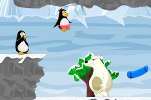 《企鹅战记》游戏画面1
