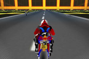 《3D摩托车挑战》游戏画面1