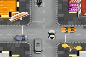 《指挥洛城交通》游戏画面1