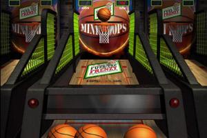 《挑战投篮机》游戏画面1
