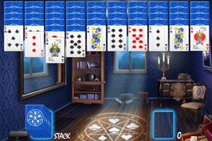 《魔法纸牌》游戏画面1