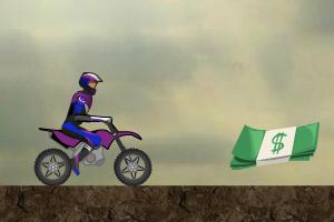 《骑车收钱》游戏画面1