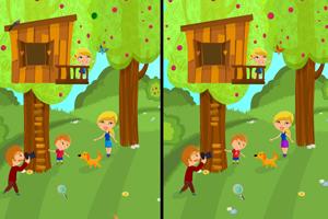 《快乐一家郊游》游戏画面1