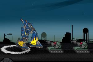 《超时空机器人大战宇宙》游戏画面1