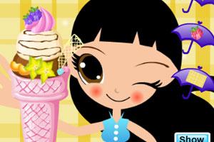 《我爱冰淇淋》游戏画面1