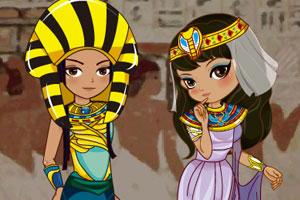 《古埃及》游戏画面1