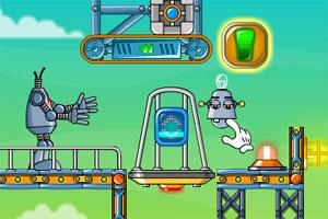 《无头机器人》游戏画面1