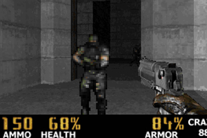 《CS气枪射击战增强版》游戏画面1