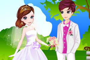 《甜蜜婚礼》游戏画面1