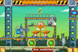 《无头机器人选关版》游戏画面1