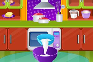 《美味鲜花蛋糕》游戏画面1
