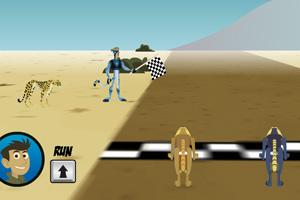 《猎豹赛跑》游戏画面1