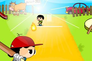 《全力击球》游戏画面1