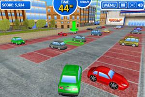 《超市停车场3D》游戏画面1