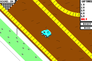 《迷你小吉普》游戏画面1