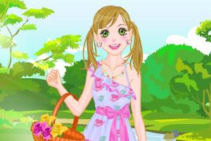 《春天假期》游戏画面1