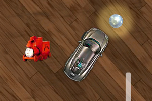 《停靠遥控车》游戏画面1
