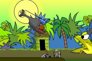 《松鼠大决战2中文版》游戏画面1