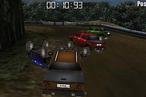 《3D吉普车越野赛2》游戏画面1