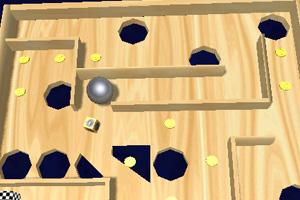 《3D重力球》游戏画面1