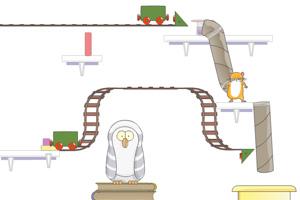 《小老鼠逃跑》游戏画面1