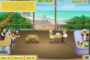 《海边餐厅》游戏画面1