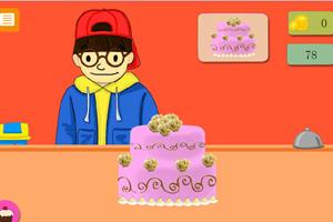 《百吉福职业小行家厨师》游戏画面1