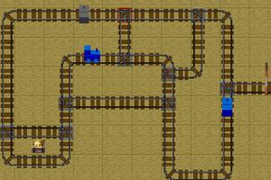 《管理小火车》游戏画面1
