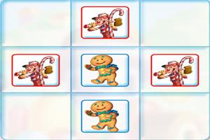 《糖果大陆井字棋》游戏画面1