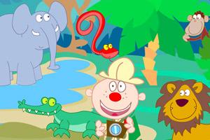 《野生动物拍照》游戏画面1
