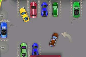 《电影院停车》游戏画面1