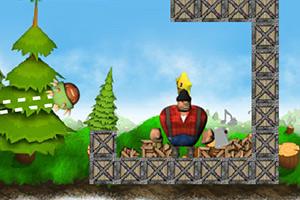 《3D愤怒的蘑菇2》截图1