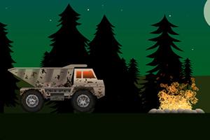 《僵尸运输车》游戏画面1