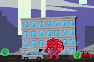 《狂暴的破坏王》游戏画面1